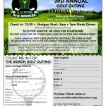 Demon Football Golf Outing-July 20th