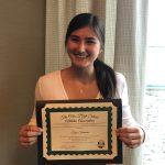 Eliza Steinman Awarded OHSAA Scholar Athlete Scholarship