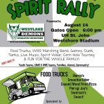 Demon Nation Spirit Rally is One Week From Today! (August 14th)