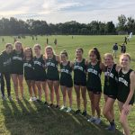 Girls XC Takes 16th at Kenston