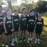 LBMS Boys XC take 2nd place at SWC championship meet