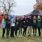 Girls XC Completes Season at Regionals!