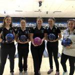 Girls Varsity Bowling beats Magnificat 2107 – 1638