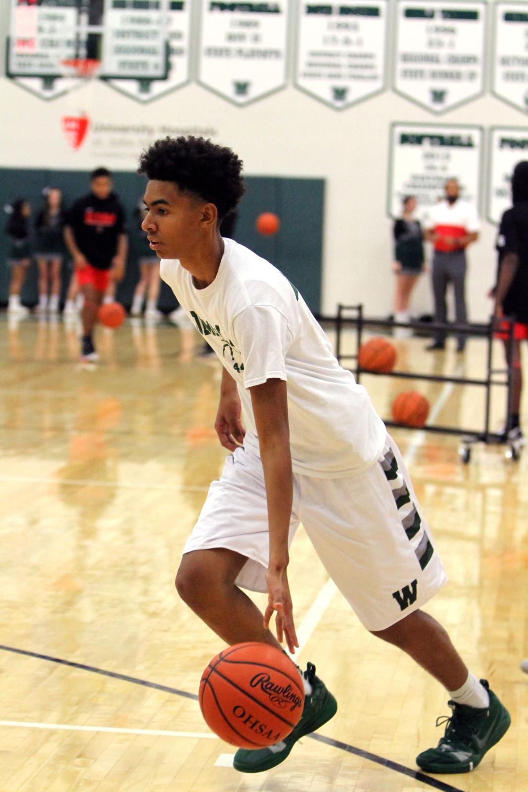 Boys Basketball Player Profile – Blake Wolfe