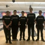 Boys Junior Varsity Bowling remains undefeated, beats Padua Franciscan 2008 – 1704