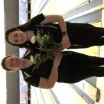 Girls Varsity Bowling wins league titles by besting St. Joseph Academy 2035-1975