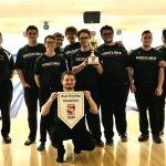 Boys Varsity Bowling wins SWC Championship