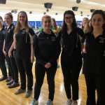 Girls Varsity Bowling Qualifies for State District Finals for 3rd year in a row