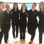 Girls Varsity Bowling season ends at OHSAA District Tournament