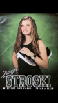 WHS Track and Field Senior Spotlight – Bridget Stroski!