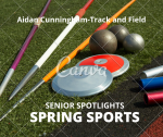 Spring Sport Spotlight: Aidan Cunningham, Track and Field