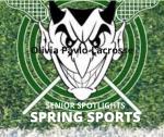 Spring Sport Senior Spotlights:  Olivia Pavlo, Lacrosse
