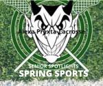 Senior Spring Sport Spotlight:  Alexa Prexta, Lacrosse