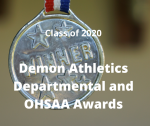 2020 Demon Athletics Departmental and OHSAA Awards-Slide Show and Youtube Link!