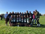 Girls XC wins SWC Championship!