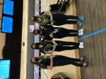 Girls Varsity Bowling finishes 2nd place at GCIBL Baker Tournament