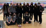 Girls Varsity Bowling finishes 2nd place at GCIBL Tournament