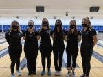 Girls Varsity Bowling Qualifies for State District Tournament in 3rd place