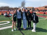 WHS Girls Track and Field Competes in first meet of the season!