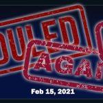 PWV vs Adna Rescheduled for 3.16.21