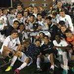 Walter Johnson High School Boys Varsity Soccer beat Northwest High School 3-1