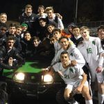 Boys Soccer Advances to 4A State Championship by beating Eleanor Roosevelt HS 4-0
