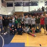 Walter Johnson High School Boys Varsity Wrestling finishes 4th place