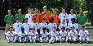 WJ Boys Varsity Soccer Roster 2018-2019