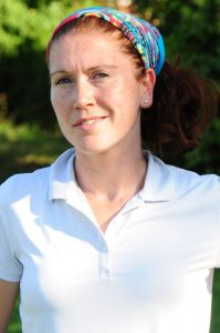 cross country coach ashley st denis