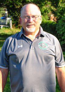 cross country coach Tom Martin