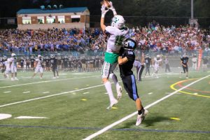 WJ Varsity Football vs Walt Whitman HS