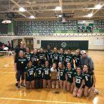Major Win for WJ Girls Varsity Volleyball: Battle of Bethesda Tournament Champs