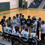Boys Junior Varsity Basketball bounce back from a tough loss and beat Rockville 77 – 35
