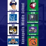 KMS Soccer Schedule