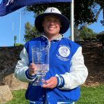 Joe Highsmith B'18 Wins First Collegiate Golf Tournament!