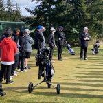 Boys Golf Vs Curtis HS
