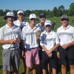 WT Golf Finishes in 1st Place in Panther Invitational