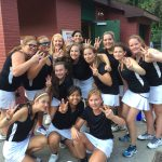 William Tennent High School Girls Varsity Tennis Gets Win vs Harry S Truman