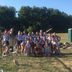 William Tennent High School Girls Varsity Field Hockey falls to Central Bucks West High School 2-0