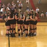William Tennent High School Girls Varsity Volleyball Tops Villa Joseph Marie High School 3-0