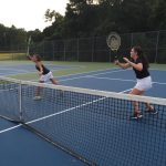 William Tennent High School Girls Varsity Tennis finishes 2nd place