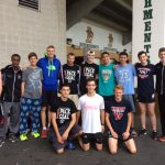 William Tennent High School Boys Varsity Cross Country finishes 8th place