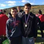 Evan Hutton and Sean Rahill Qualify for PIAA Championships by Taking 8th and 18th place