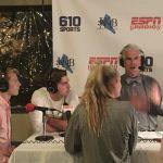 WT Student Athletes Participate on 610AM ESPN Radio