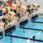 William Tennent boys swim past Holy Ghost Prep
