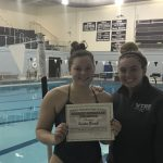 Kirsten Brasch Selected as Student Athlete of the Month
