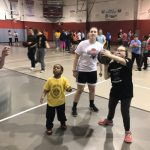 William Tennent Girls' Basketball Team Partners With AHA