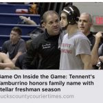 AJ Tamburrino Featured on Game-On Inside the Game