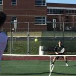 William Tennent High School Boys Varsity Tennis falls to Souderton Area High School 7-0