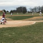 William Tennent High School Varsity Baseball falls to Archbishop Ryan High School 10-0
